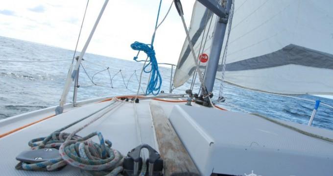 Noleggio Barca a vela con o senza skipper Jeanneau a Pont-l'Abbé