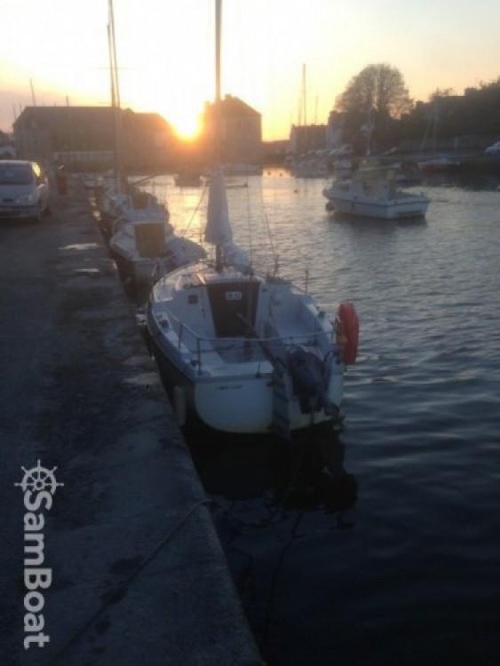 Noleggio yacht Pont-l'Abbé - Jeanneau Flirt su SamBoat