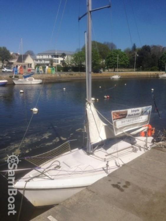 Noleggio barche Jeanneau Flirt Pont-l'Abbé su Samboat