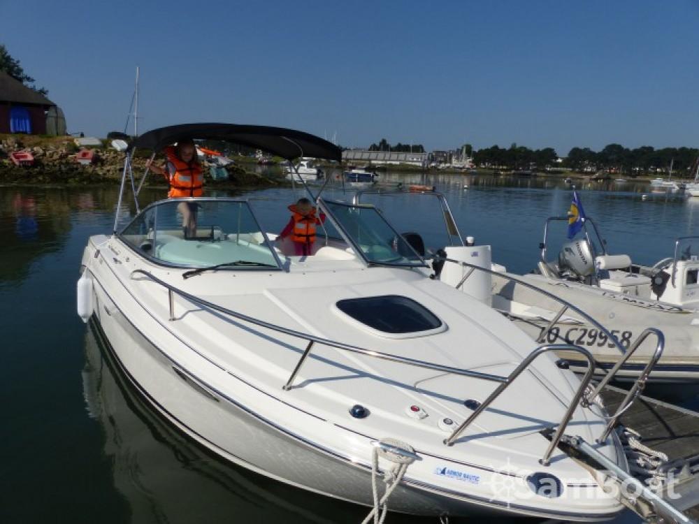 Noleggio barche Larmor-Plage economico Sea Ray 235 Weekender