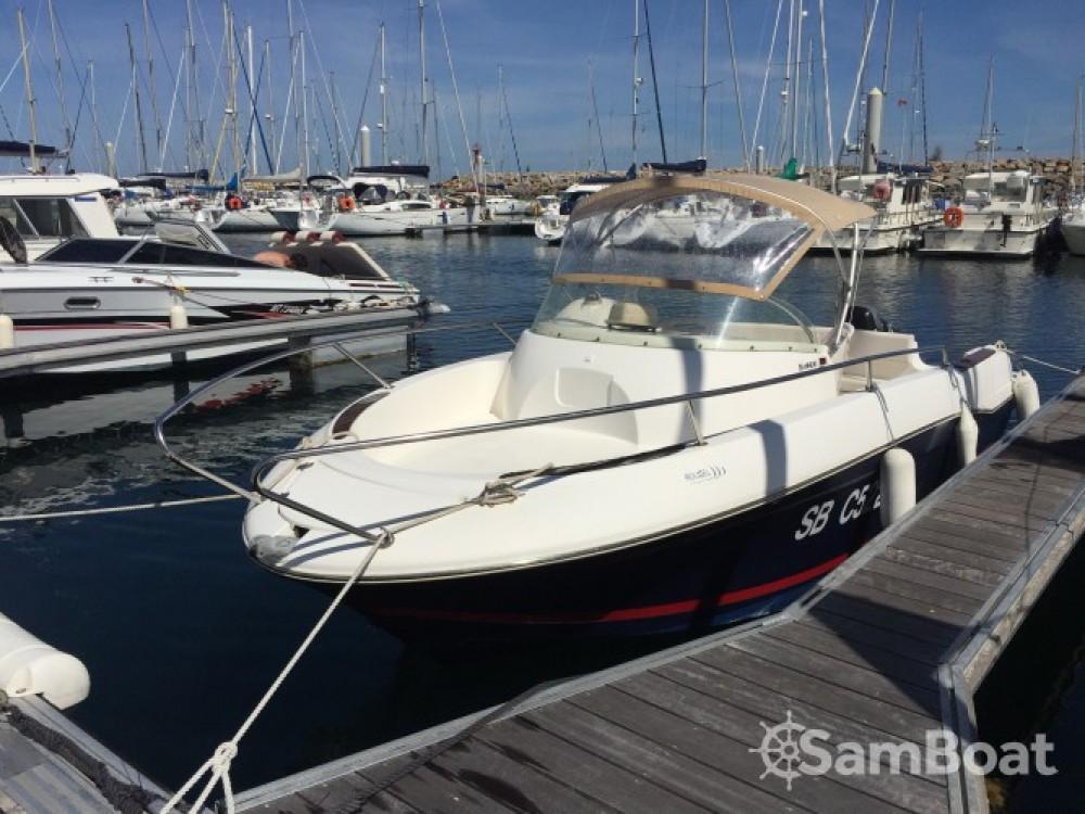 Noleggio barche Saint-Quay-Portrieux economico Cap Camarat 625 WA