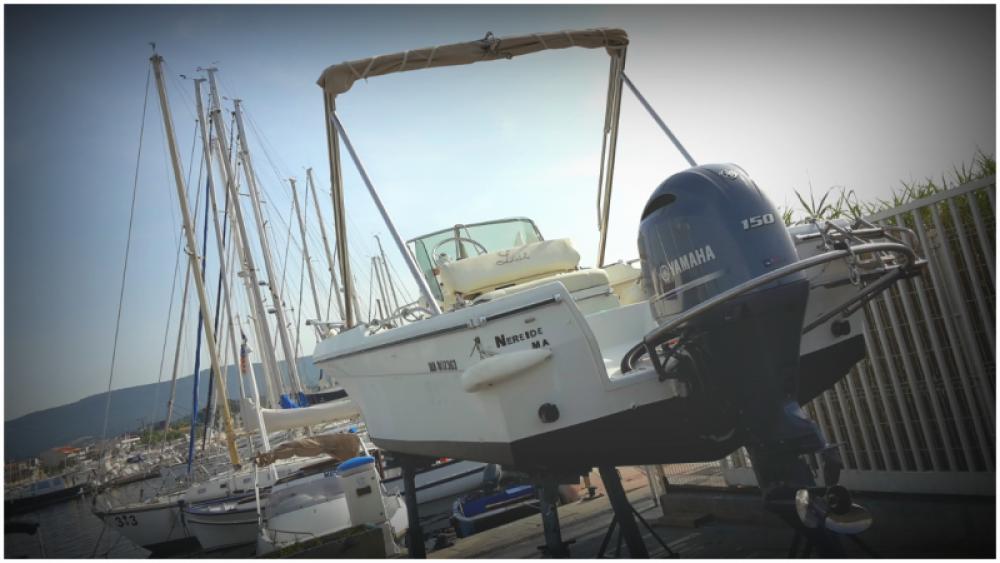 Noleggio barche Jeanneau Cap Camarat 575  su Samboat