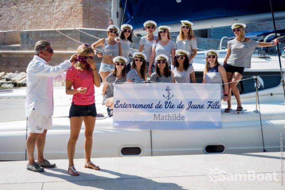 noleggio Catamarano Marsiglia - Fountaine Pajot Bahia 46