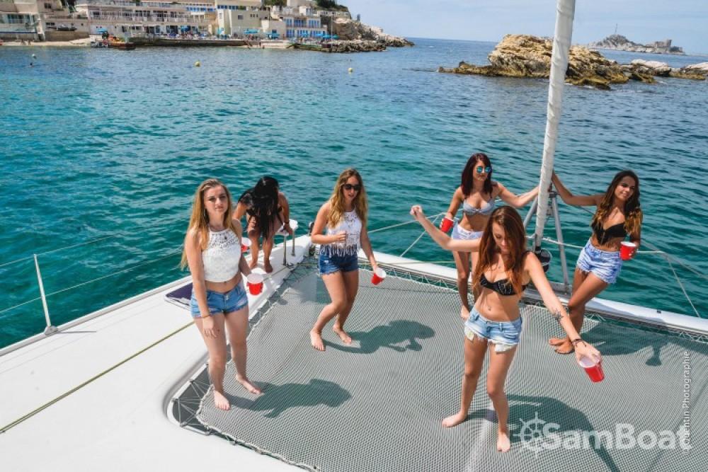Noleggio barche Marsiglia economico Bahia 46