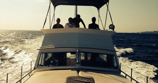 Noleggio Barca a motore a Serra-di-Ferro – Sev ATLANTIC