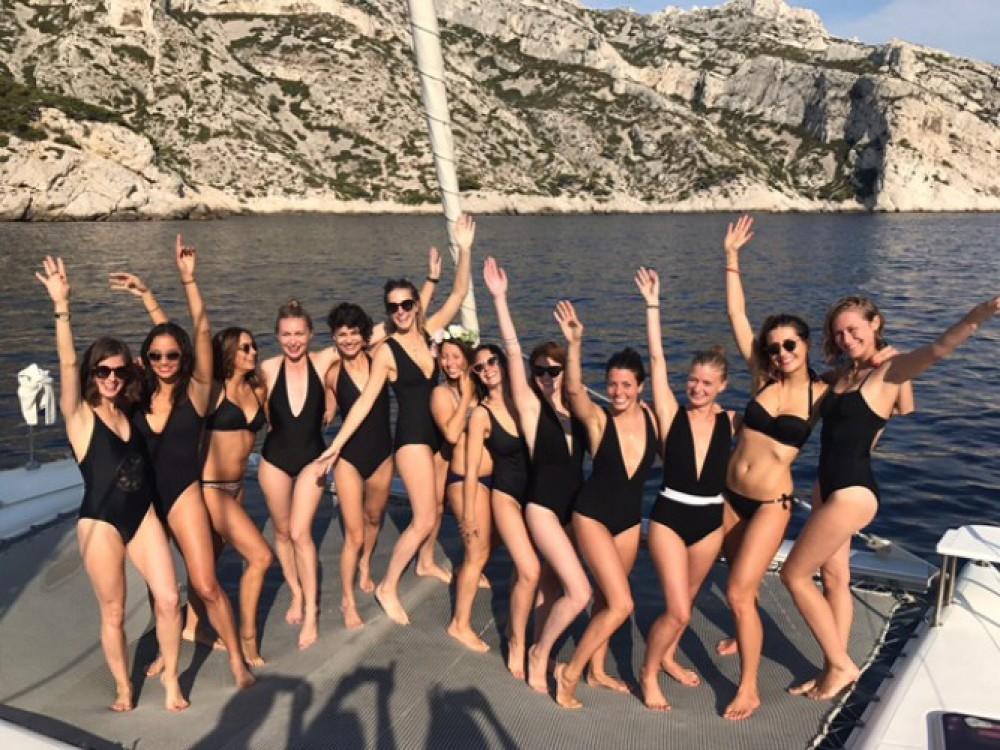 Noleggio Catamarano con o senza skipper Fountaine Pajot Marsiglia