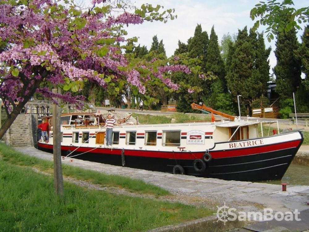 Noleggiare un'Canal-Du-Midi Péniche Portiragnes