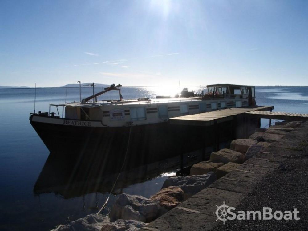 Noleggio barche Portiragnes economico Péniche