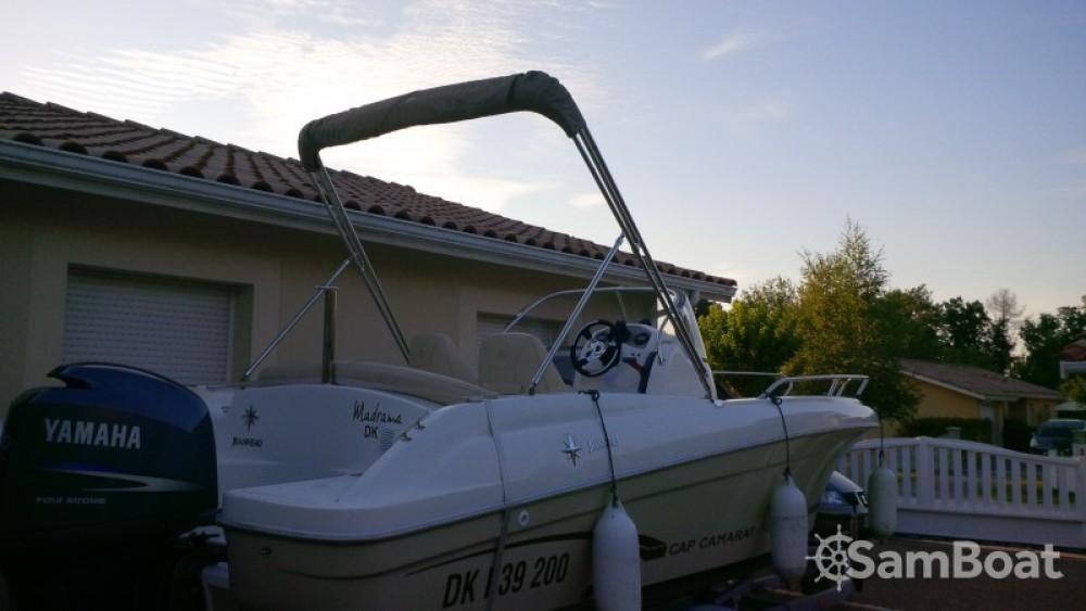 Barca a motore a noleggio Andernos-les-Bains al miglior prezzo