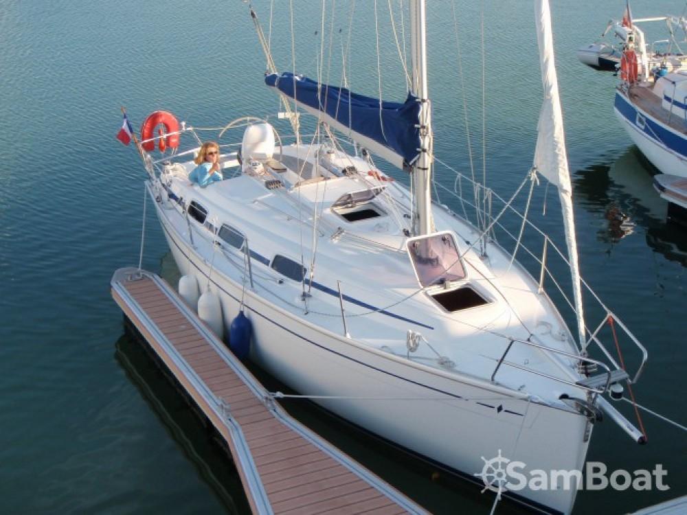 noleggio Barca a vela Arzal - Bavaria Cruiser 30