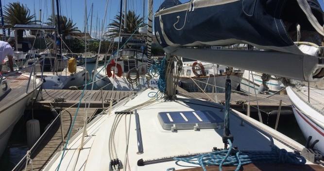 Barca a vela a noleggio a Canet-en-Roussillon al miglior prezzo