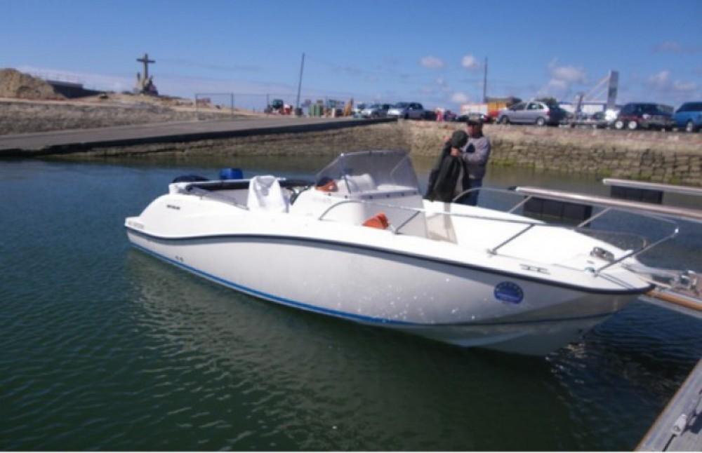 Noleggio yacht Parentis-en-Born - Quicksilver Activ 675 Open su SamBoat