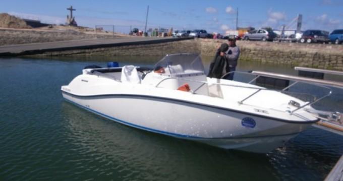 Noleggio Barca a motore a Parentis-en-Born – Quicksilver Activ 675 Open