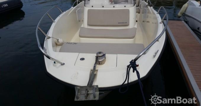 Noleggio yacht a Parentis-en-Born – Quicksilver Activ 675 Open su SamBoat