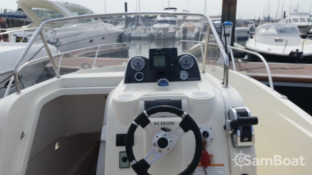 noleggio Barca a motore Parentis-en-Born - Quicksilver Activ 675 Open