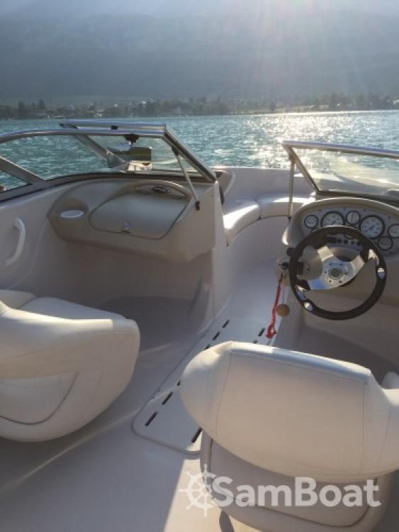 Noleggio barche Annecy economico MX 185