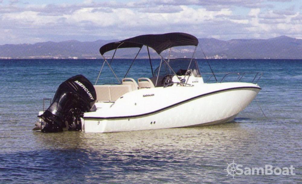 Noleggio Barca a motore con o senza skipper Quicksilver Parentis-en-Born