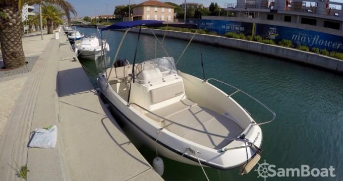Noleggio yacht a Fréjus – Quicksilver Activ 605 Open su SamBoat