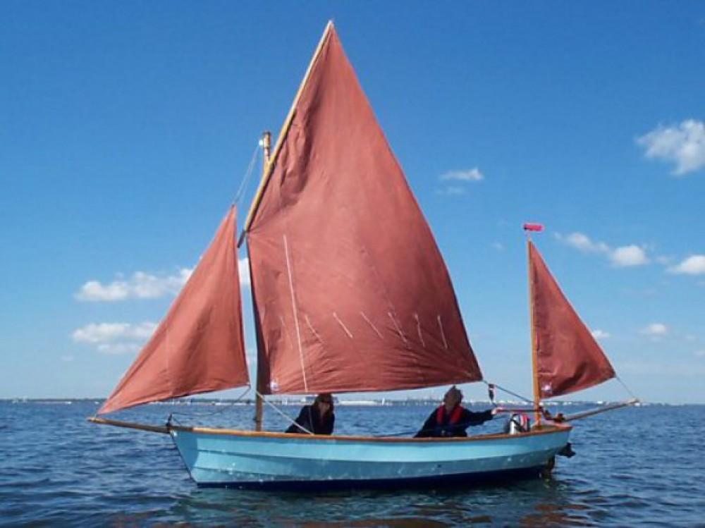 Noleggio yacht Urrugne - Honnor Marine Devon Lugger su SamBoat