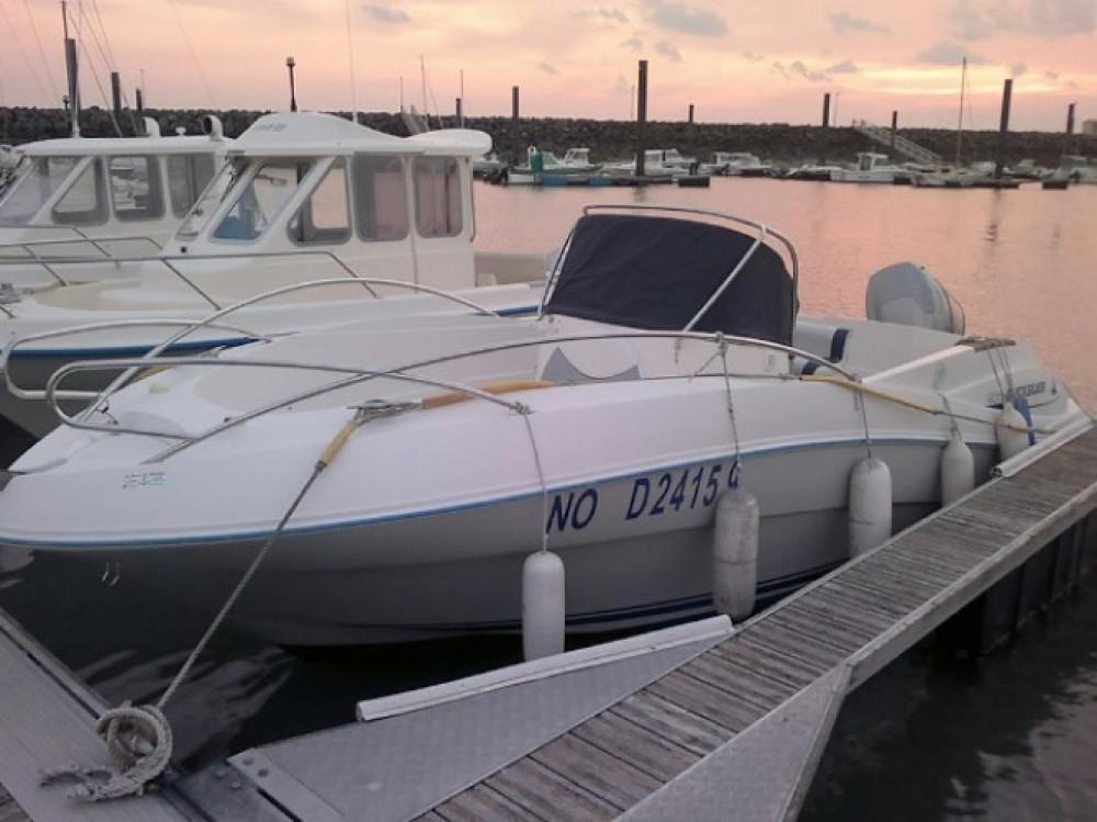 Noleggio barche Noirmoutier-en-l'Île economico Quicksilver 635 Commander