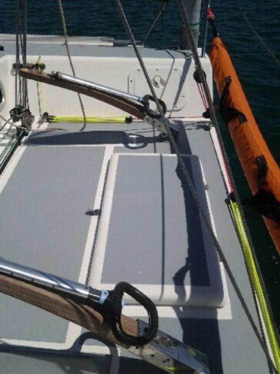 Noleggio barche 3c-Composites Bongo 9.60 Loctudy su Samboat
