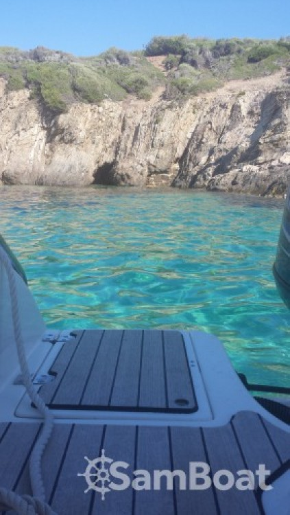 Noleggio barche La Ciotat economico Pacific craft 570 Diamond Head