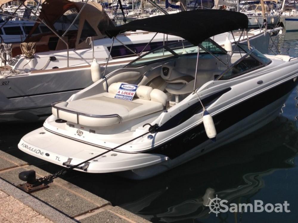 Barca a motore a noleggio Fréjus al miglior prezzo
