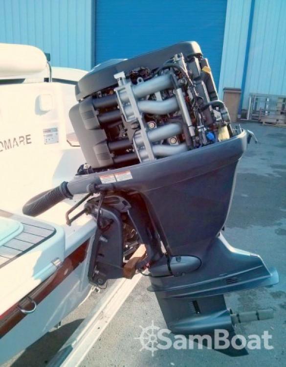 Noleggiare un'Pacific Craft Pacific craft 570 Diamond Head La Ciotat
