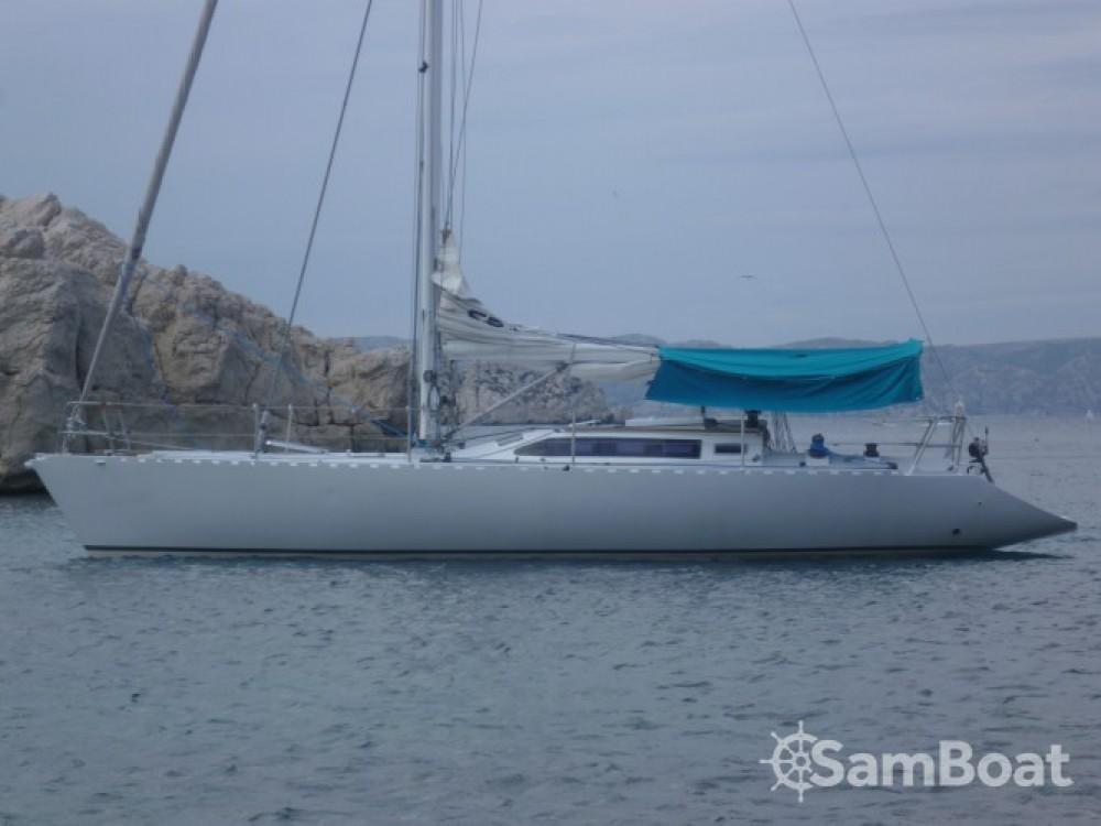 Alu-Boat-Prestige RIO tra personale e professionale Marsiglia