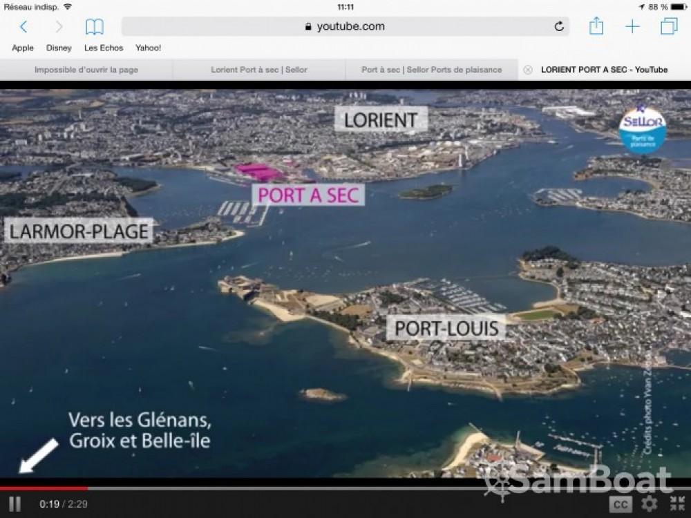 Noleggio yacht Lorient - Northstar 205WRT su SamBoat