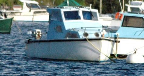 Noleggio barche Plougasnou economico Pêche promenade 6,46m