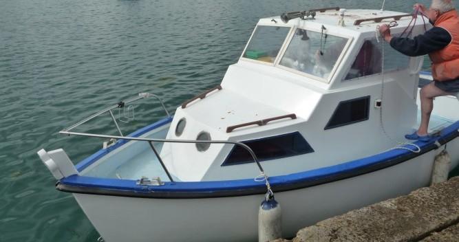 Noleggio yacht a Plougasnou – Syla Pêche promenade 6,46m su SamBoat