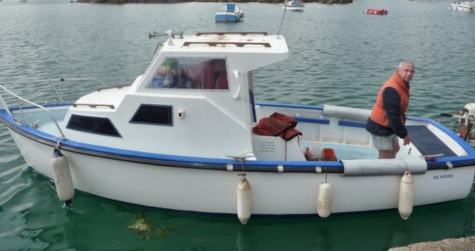 Noleggio barche Syla Pêche promenade 6,46m a Plougasnou su Samboat