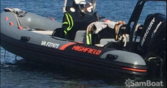 Noleggio barche Saint-Malo economico Ocean Master 540