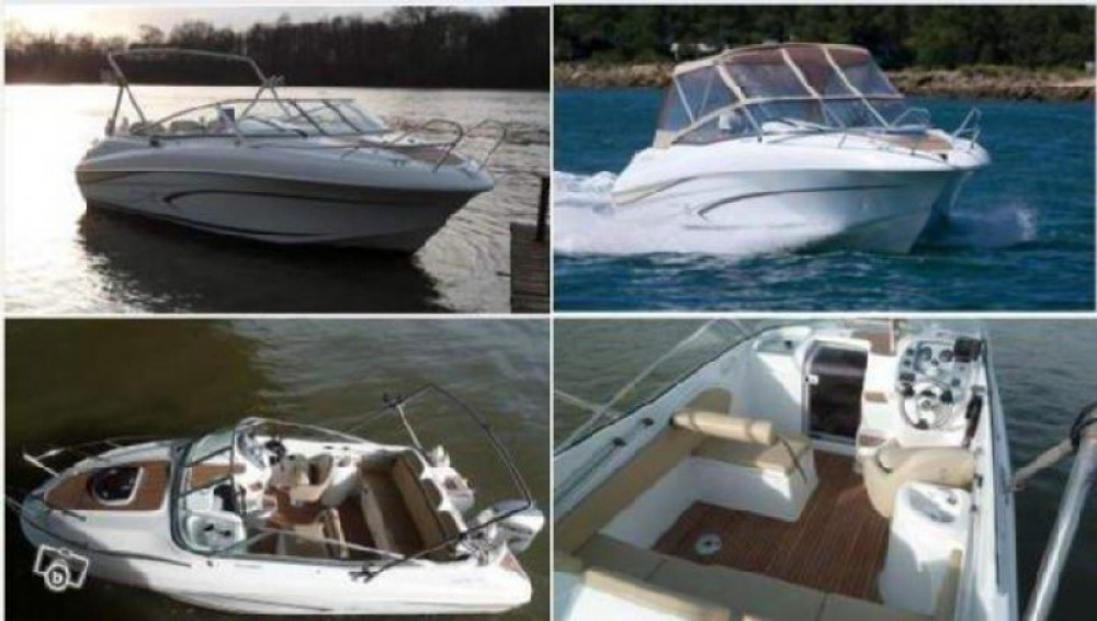 Noleggio barche Le Bourget-du-Lac economico flyer 650 cabrio