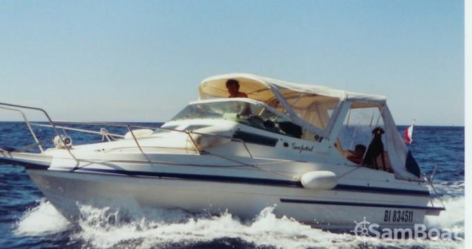Noleggio Barca a motore Rocca con patente nautica