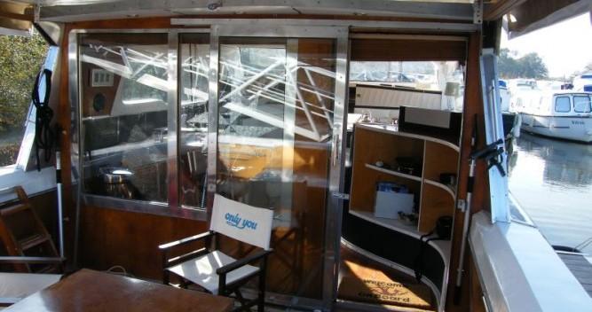 Noleggio barche Tuckermann Houseboat a Messac su Samboat