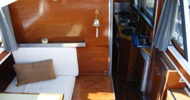 Noleggiare una Tuckermann Houseboat a Messac