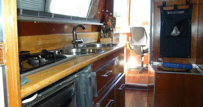 Noleggio Houseboat con o senza skipper Tuckermann a Messac