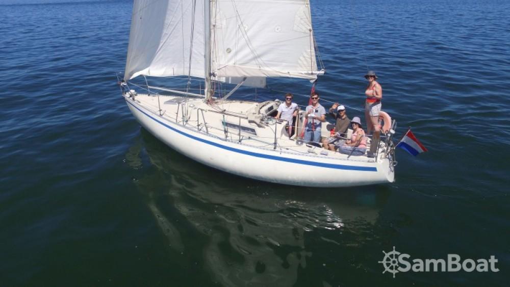 Barca a vela a noleggio  al miglior prezzo