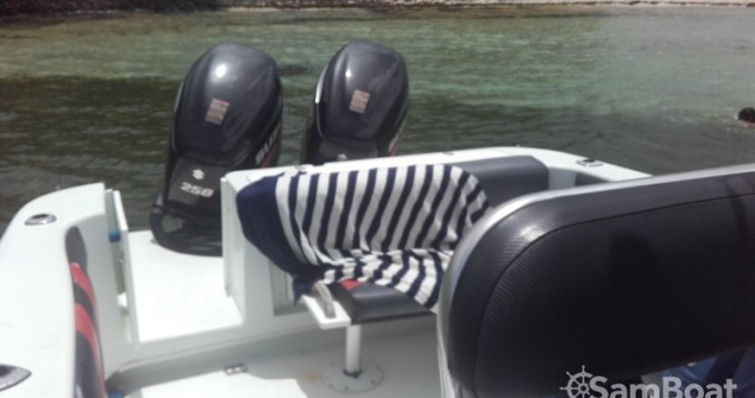 Noleggio yacht a Le François – Baja sportfish su SamBoat