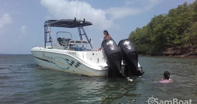 Noleggio barche Baja sportfish a Le François su Samboat