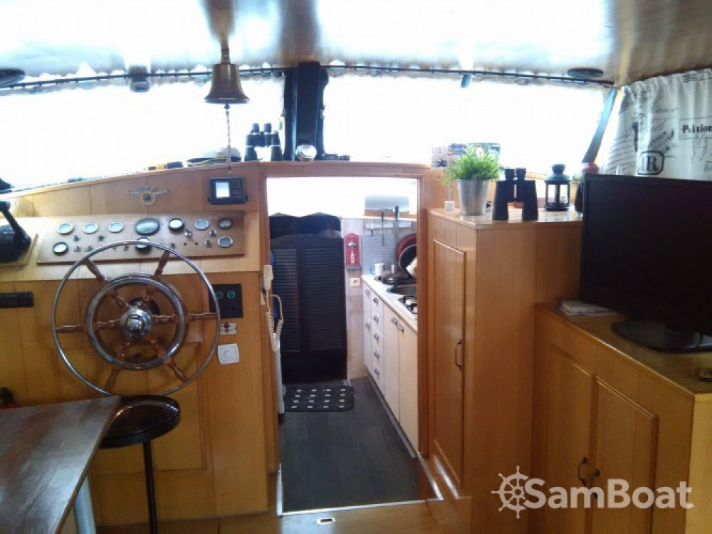 Houseboat a noleggio Parigi al miglior prezzo