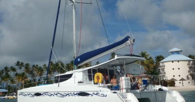 Noleggio Catamarano a Le Marin – Fountaine Pajot Mahe 36 Evolution
