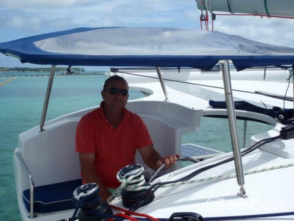 Fountaine Pajot Mahe 36 Evolution tra personale e professionale Martinica