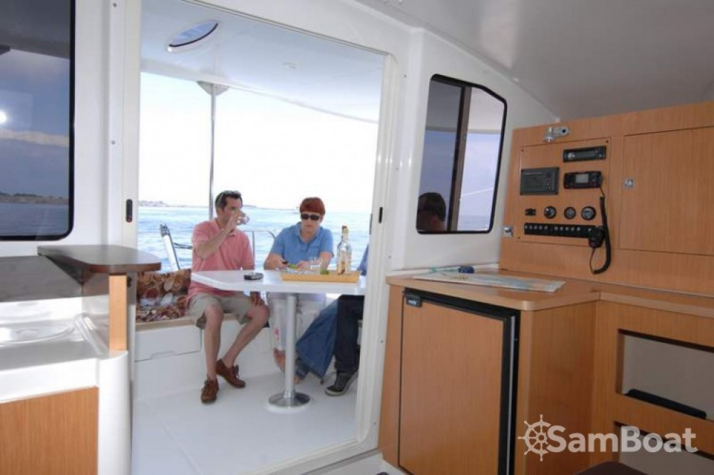 Noleggio yacht Martinica - Fountaine Pajot Mahe 36 Evolution su SamBoat