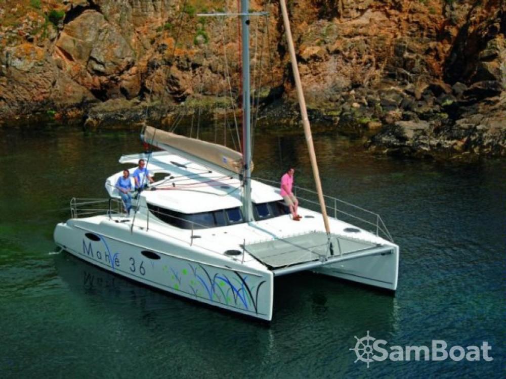 Noleggio barche Martinica economico Mahe 36 Evolution