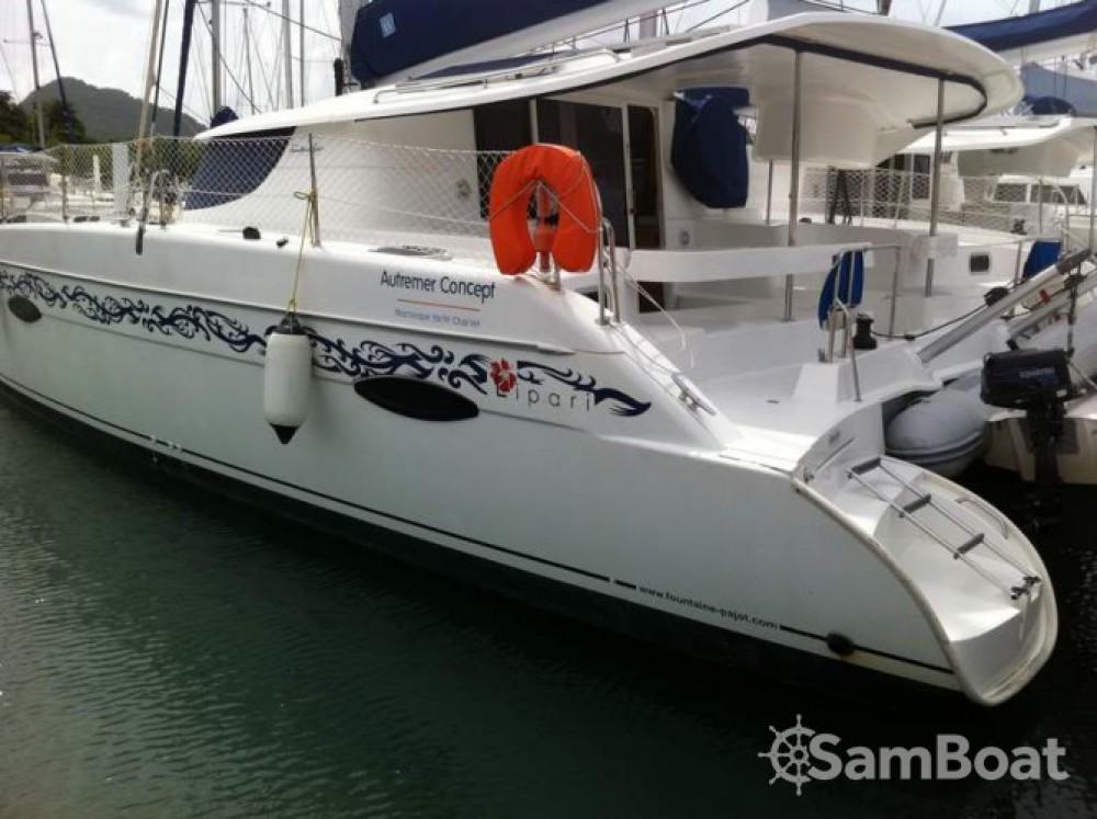 Noleggio barche Fountaine Pajot Lipari 41 Martinica su Samboat