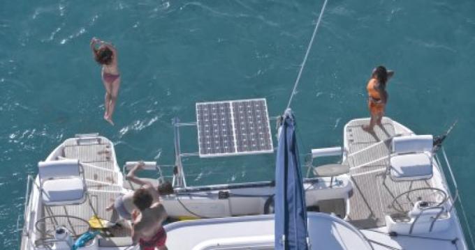 Noleggio barche Nautitech Nautitech 442 a Le Marin su Samboat