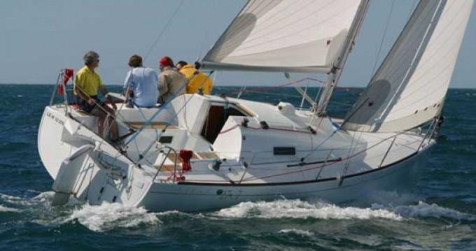 Noleggio Barca a vela con o senza skipper Bénéteau a La Rochelle